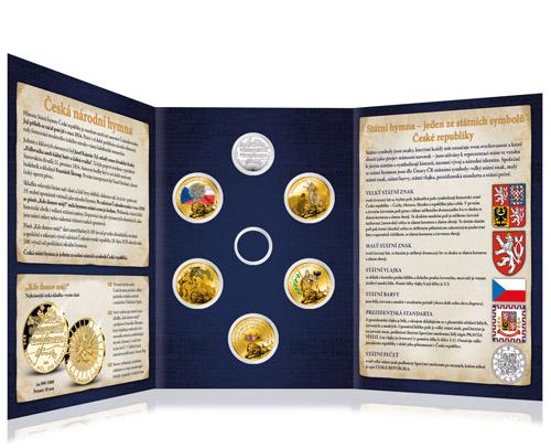 Zkompletujte si své numismatické album