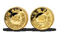Legendární medaile Waterloo