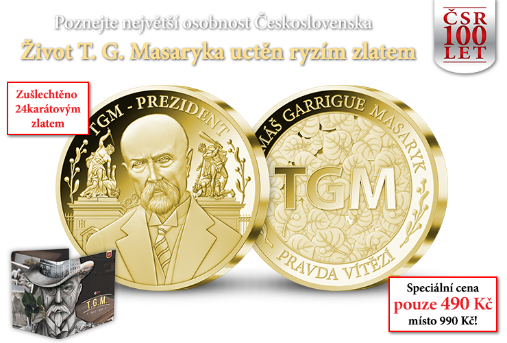 Poznejte největší osobnost Československa