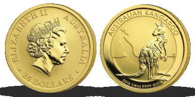 Australský klokan 2016