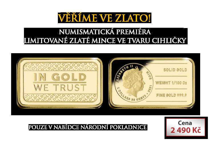 Věříme ve zlato!