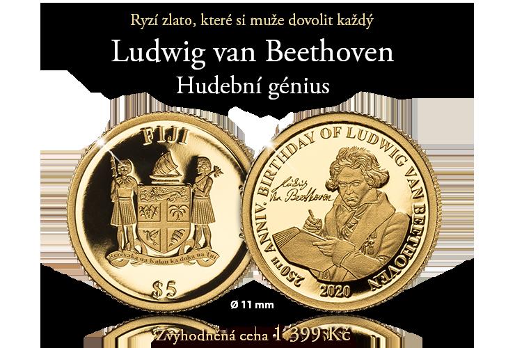 Ludwig van Beethoven - 250. výročí narození