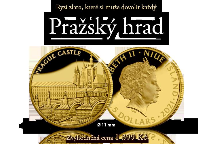 Pražský hrad - ikonická stavba srdce Evropy