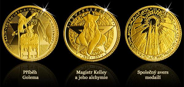 Další tajemné příběhy pověsti a legendy ve věčném zlatě