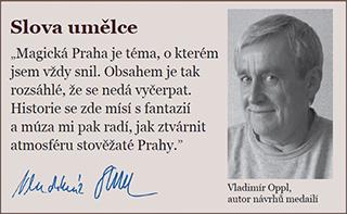 Slova umělce - Vladimír Oppl