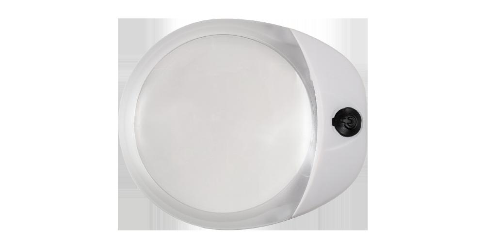 Zvětšovací lupa s LED osvětlením