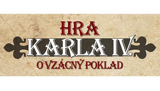 Velká hra o poklad Karla IV.
