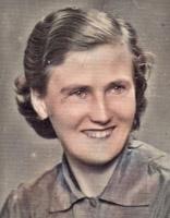 Alžběta Vargová *1929