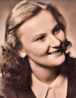 Květoslava Bartoňková 1928 - 2017