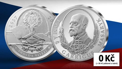 Pro každého Čecha medaile zdarma! Slavíme 100. výročí od založení Československa…